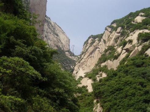 五一西安华山出游记 - 喜琳 - 喜琳的异想世界