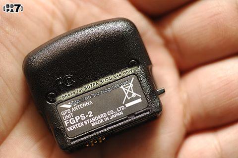 YAESU VX-8R  GPS组件照片 - BD7PA - BD7PA 的 网络电台日记