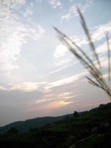 『原创摄影』群山梦语(嵩山) - 爱美树 - 爱美树:在光影里寻觅······