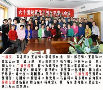 60团知青北京地区召集人会议举行335