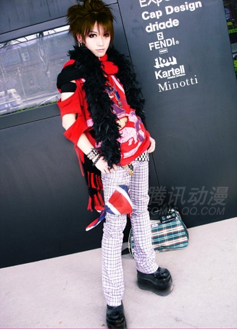 在国内的cosplay界,黄山的名字几乎无人不知.黄山的高清图片
