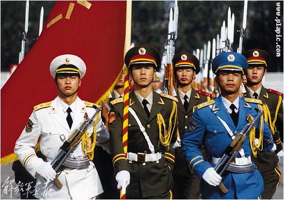 感动得流泪!让一名美国军人震撼50年的中国军队 - 绝地再生 - ◢▂ 絕哋侢眚 ▂◣
