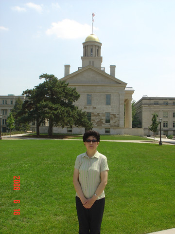 A visit to U.S.A.(4)-Walking around the university - 开心 - 开心的博客