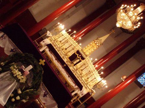 教堂唱诗 随想 - 絮薇 - 星愿记忆