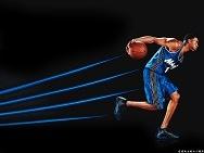 体育模板篮球明星