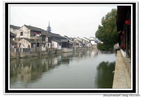 水乡古镇之七—千灯 - zhoushaoqi47 - 我的博客