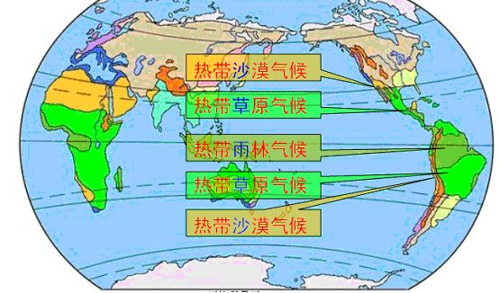 教学要有匠心(三)-热带气候类型的学习 - qdgcq - 青岛从容