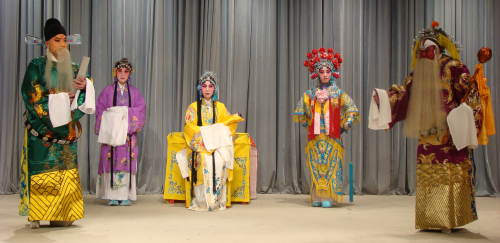 和韵成员演出信息——《二进宫》 - 和合为美 韵味永昌 - 和韵京剧社 的博客