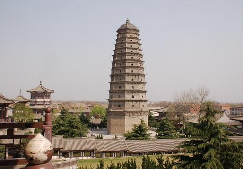 中国10大寺庙建筑群 - 巴蜀国 - 物质、精神和灵魂