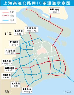 上海加快长三角区域交通一体化建设 - chenyongdong - 陈永东的博客
