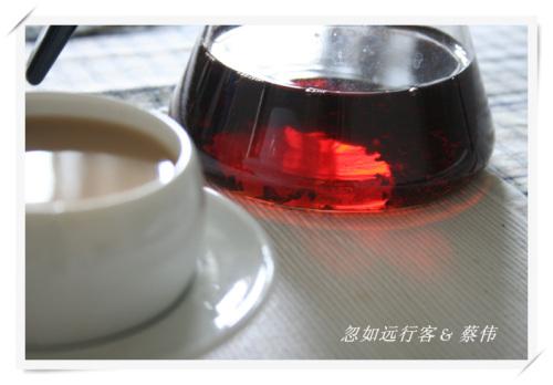 秋日的红茶 - 蔡上尉 - 蔡伟的博客