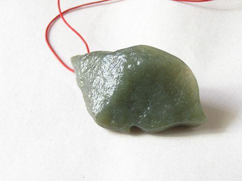 鉴赏:网友的青白戈壁料成品 - chly63 - 猎户陨石的天空
