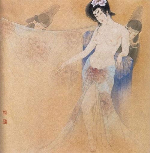 安禄山比杨贵妃更像表演艺术家 - 田金双 - 田金双的娱乐私塾