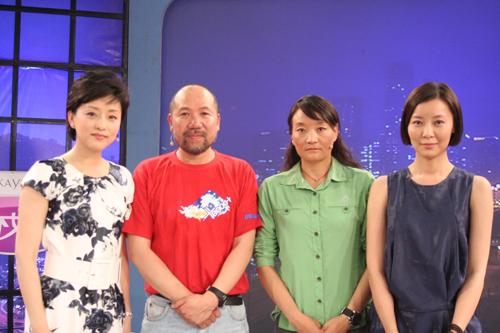 【天下女人】编导手记:火炬手颠峰情缘 - 杨澜 - 杨澜 的博客