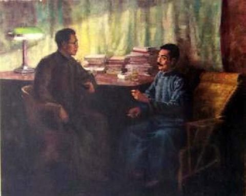 【原】 写实主义情节性绘画的最后使命(图) - 听雨楼主人 - 郭万仕BLOG·骏马秋风