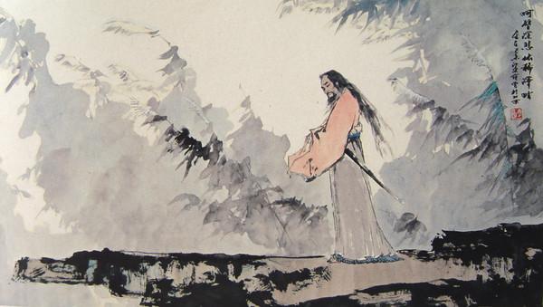 (疏勒河的红柳)汨罗江畔觅忠魂【四首】 - 疏勒河的红柳 - 疏勒河的红柳