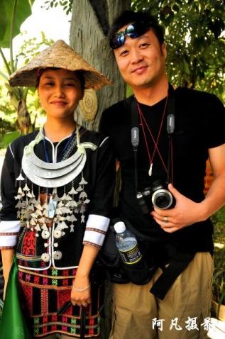 跟我游海南-美丽三亚 浪漫天涯之大小东海 热带雨林 - 阿凡提 - 阿凡提的新疆生活