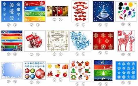 圣诞主题:图标收藏 - 令冲冲 - 飞越梦想