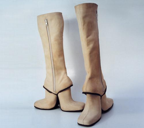 13款奇异怪鞋,就是不走寻常路(组图) - 刻薄嘴 - 刻薄嘴的网易博客:看世界