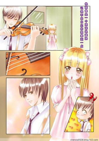 继续翻旧作——《小提琴》:第一次的合作 - Left - 向左的彩色空间