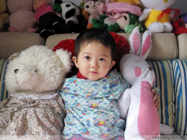 开心和她的米菲兔 - 开心 - 开心的日子