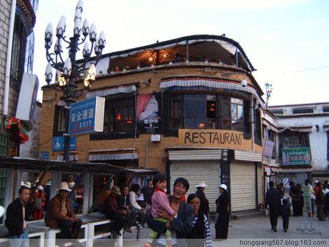 我的川藏行43—体验拉萨夜生活的酒吧 - 强哥问候 - 强哥问候