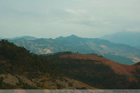 [旅游摄影]云南,好喜欢(5)红土地上-到泸沽湖去 - 松江蓑笠翁hitcdw - hitcdw摄影、旅游