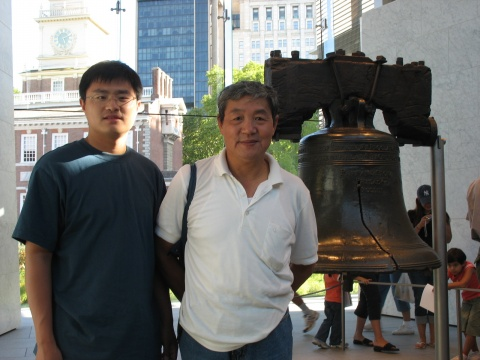 [原创]  到美国旅游观光------华盛顿 / 费城 / 巴尔的摩三日游 - 阳光月光 - 阳光月光