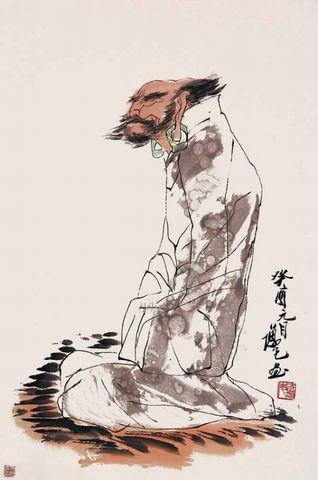 上海市美术家协会主席 方增先作品大全(精品) - subei.1975 - subei.1975的博客