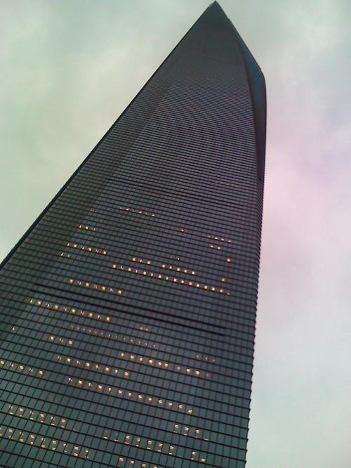 亚洲第一高楼 - 郭海臣 - 郭海臣—用脚写作