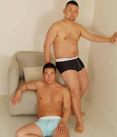 恩爱的夫夫生活 - 大鹏 - 健身达人VS时尚先生