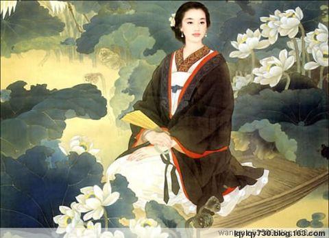 李清照重要诗词集 引用 - 风轻扬 - 如瓷淡淡的博客