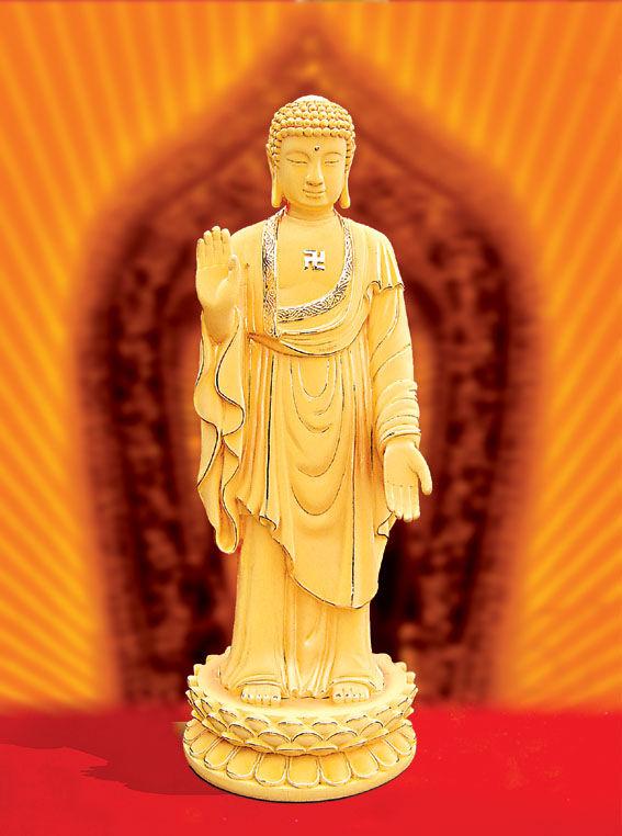 释迦牟尼涅槃前所留,能令魔王魔众发菩提心的殊胜咒语(降魔发菩提心) - 深般若风水 - 深般若的风水系列