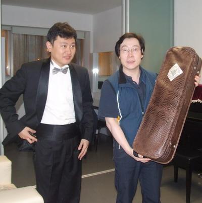 新鲜建筑与新鲜的琴音 - liuyj999 - 刘元举的博客