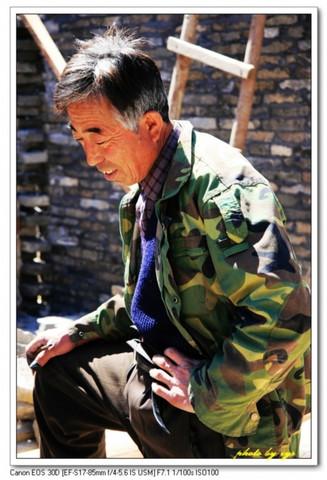[原创]三晋风土(02)古建民工《五绝》 - 自由诗 - 图说天下