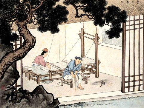 二十四孝的故事(第七孝--第十二孝)  作者 郭居敬  整理 蓝诺 - 蓝诺 - 蓝诺的博客