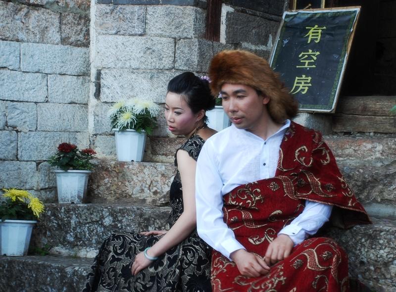 100个人的丽江 - 西樱 - 走马观景