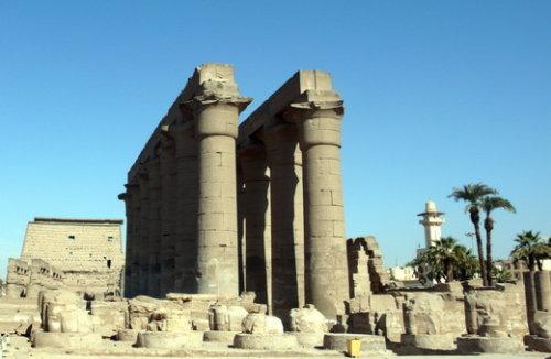 闲话:重返埃及(七·下) - 方方 - 方方