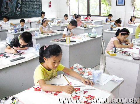 学 习 国 画 的 好 处 (学生) - 古羊书画工作室 - 古羊书画工作室 很棒