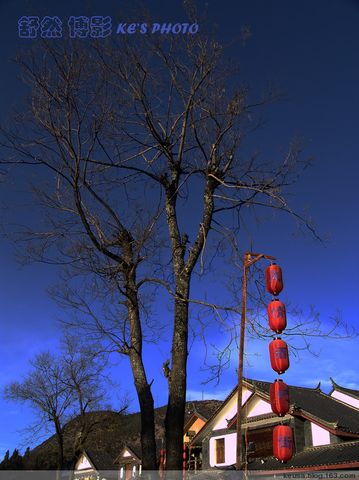 中国灯笼 (摄影) 【原创】 - 舒然 - 我的摄影  我的文字