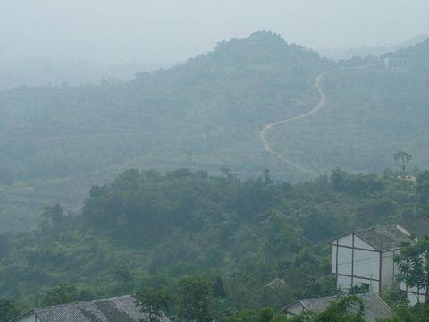 邓小平祖坟风水图 - 灵珠子 - ━═☆【灵珠子的博客】☆═━
