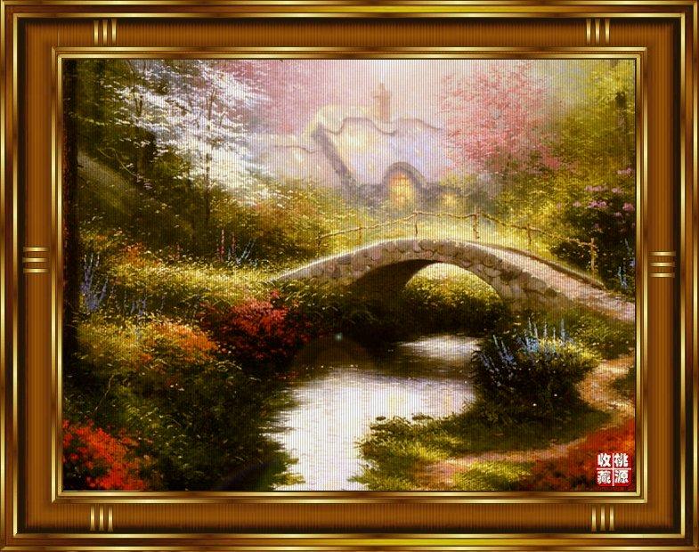 (转载) 田园风光画欣赏(30P) - 清雅淡然 -