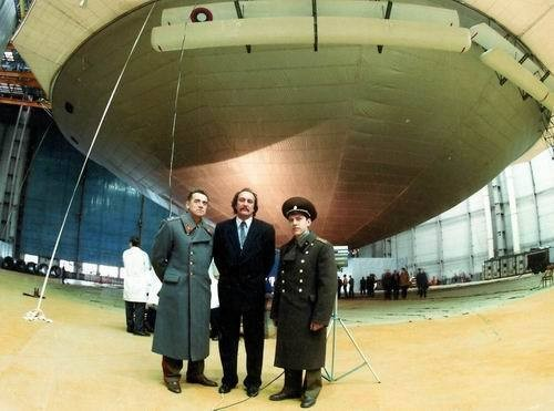 俄罗斯2012方舟大船已经造好了(转) - zbxy666 - zbxy666的博客