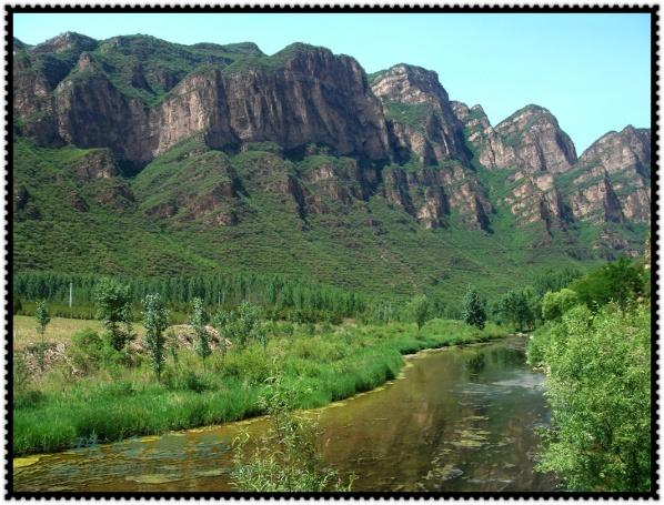 【原创图片】穿越白河峡谷-2/6 - 珠峰 - 插上飞翔的翅膀