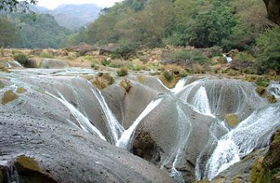 美丽的中国十大瀑布 - 春意盎然 - 春意盎然的博客