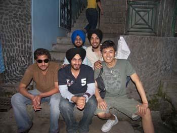 拍戏之余游印度! - 于小伟 - 于小伟 的博客