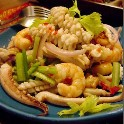 怎样做泰式海鲜沙拉
