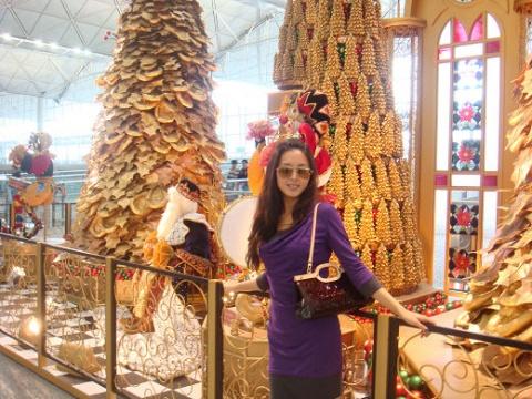 刘佳:圣诞快乐 - 刘佳 - 刘佳的美丽佳苑