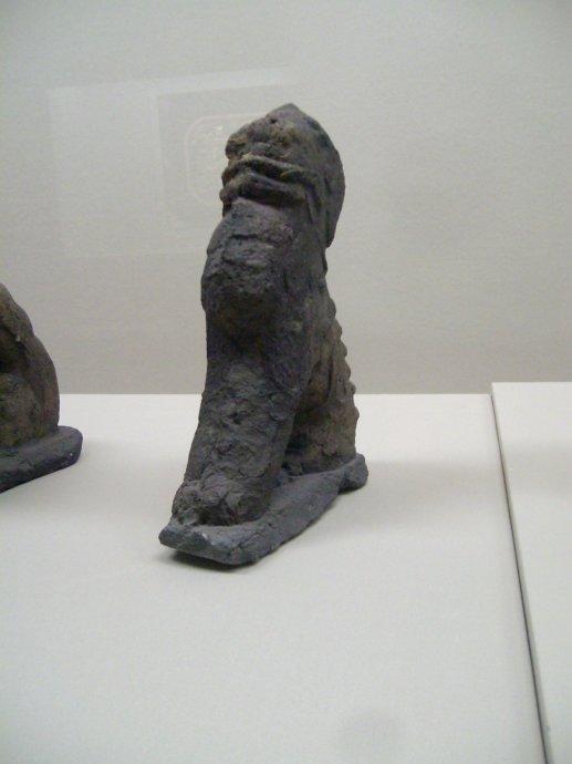 韩国博物馆的另类孙悟空