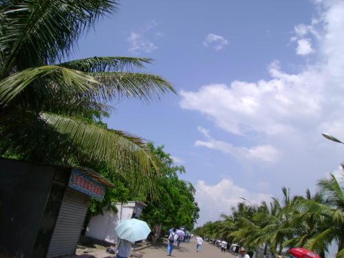 海甸岛一庙小街 - 罗玉树 - 用文字打败时间。